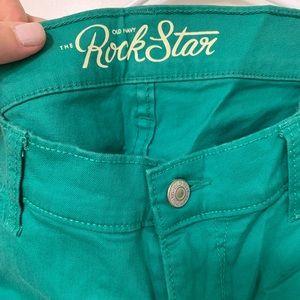 Old Navy Pants - Old Navy Rockstar Jeggings